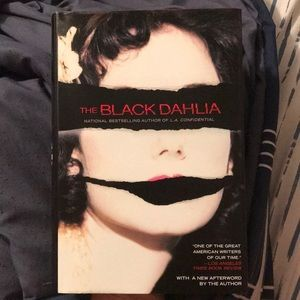 The Black Dahlia by James Ellroy Book
